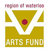 Region of Waterloo Arts Fund.