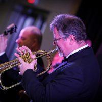 Rob Gellner, trumpet.  Photo credit: Cameron Shaver