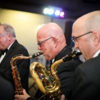 Left to Right: Ken Hadley, Robin Habermehl, Ernie Kalwa.  Photo Credit: Cameron Shaver